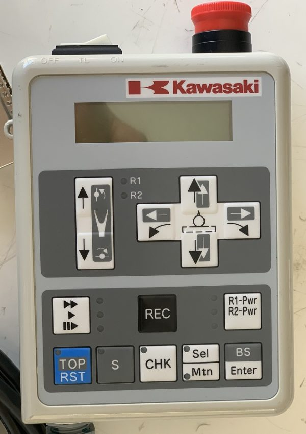 Kawasaki robot Teaching Pendant
